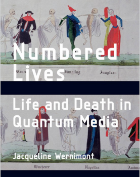 Photo of cover of hardback copy of Numbered Lives