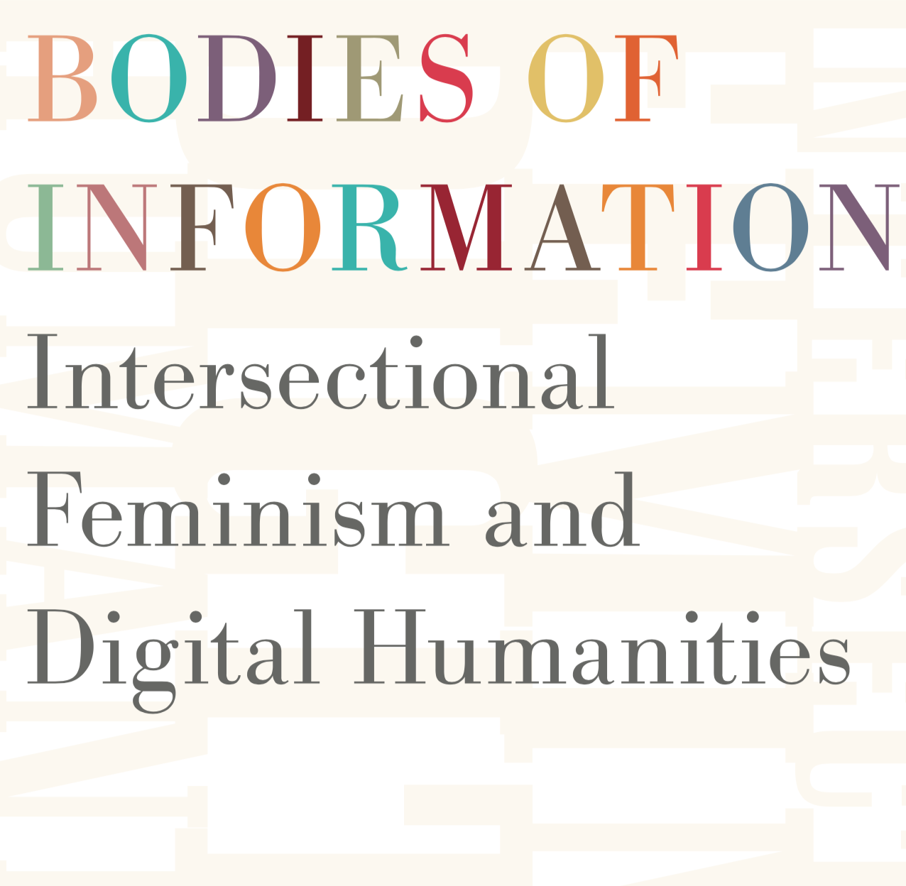 Bodies of Information